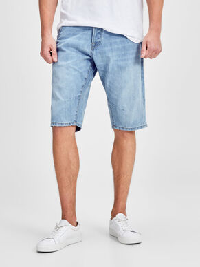 CADEN LONG SHORTS AM 106 DENIM SHORT