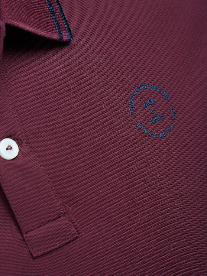 KLASSIEK POLOSHIRT, Port Royale, large
