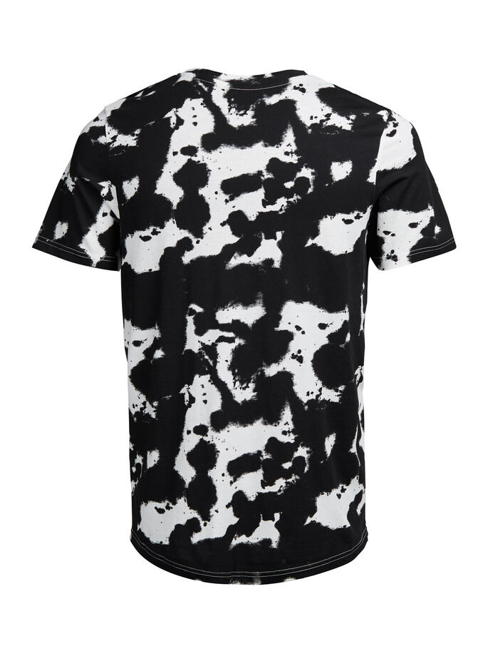 PRINTED T-SHIRT, Cloud Dancer, large