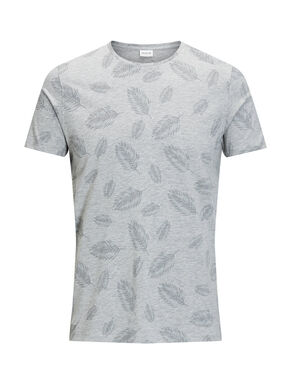 BLOMSTERPRINT T-SHIRT