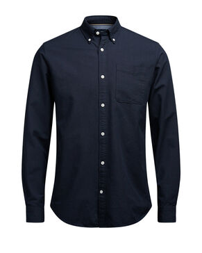 TIPO OXFORD CAMISA DE MANGA LARGA