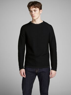 CLASSIC KNITTED PULLOVER
