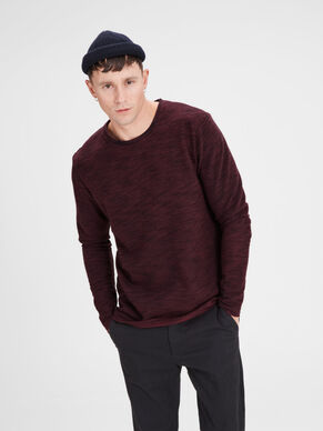 KNITTED SWEATSHIRT