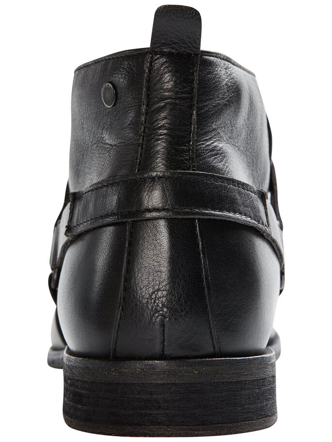 LUXURY BOOTS, Black, large
