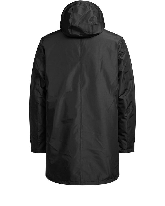 WATERPROOF JACKET, Black, large