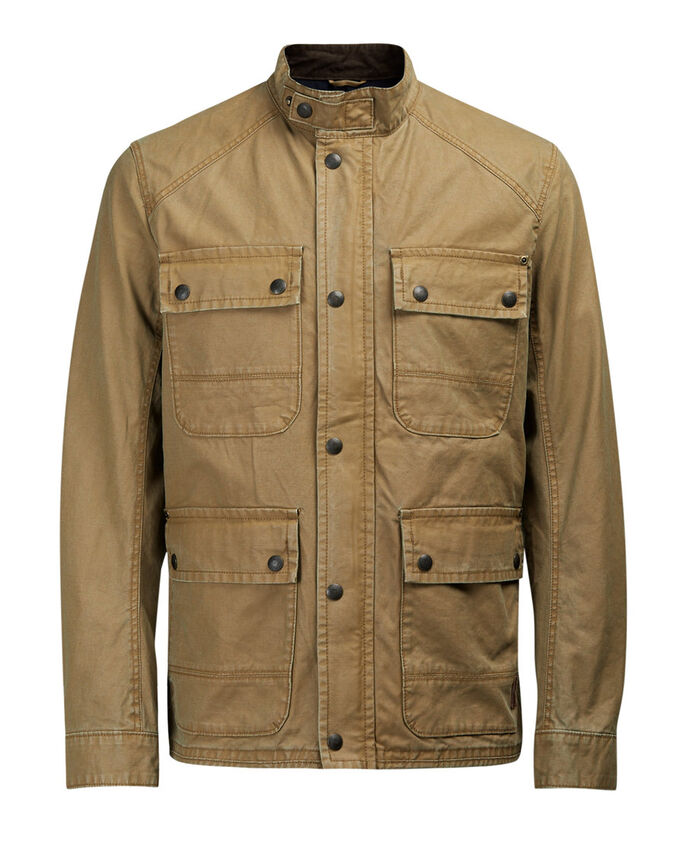 CANVAS- JACKE, Dijon, large