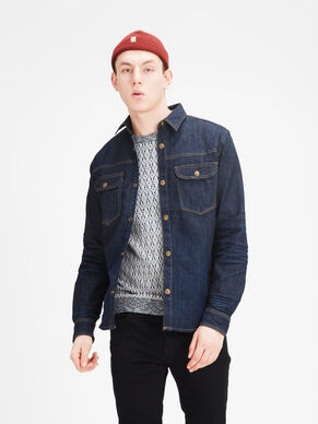 NOAH OVERSHIRT SC 006 DENIM JACKET
