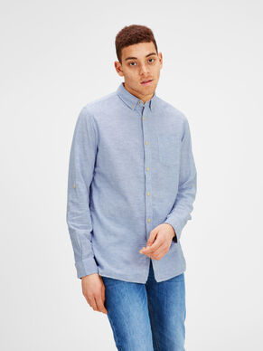 SLIM FIT LONG SLEEVED SHIRT
