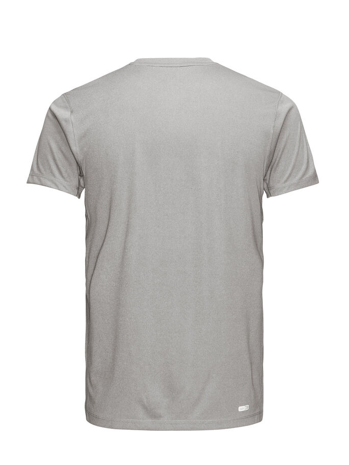 PERFORMANCE FUNKTIONSSHIRT, Light Grey Melange, large
