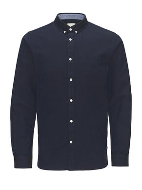 KLASSISK OXFORD CASUAL SKJORTA