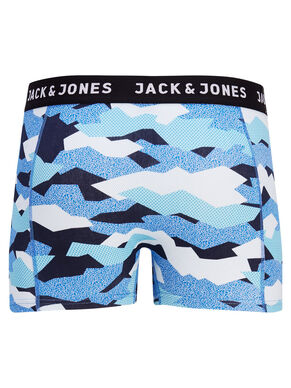 CAMO TRUNKS 3 PACK BOXERSHORTS