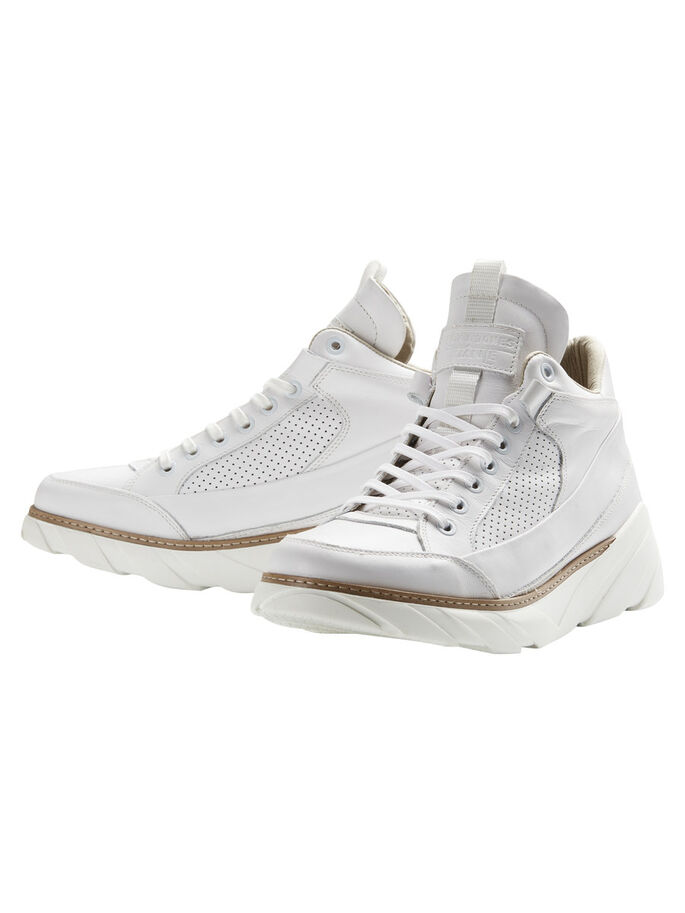 EXCLUSIVE TRAINERS, Bright White, large