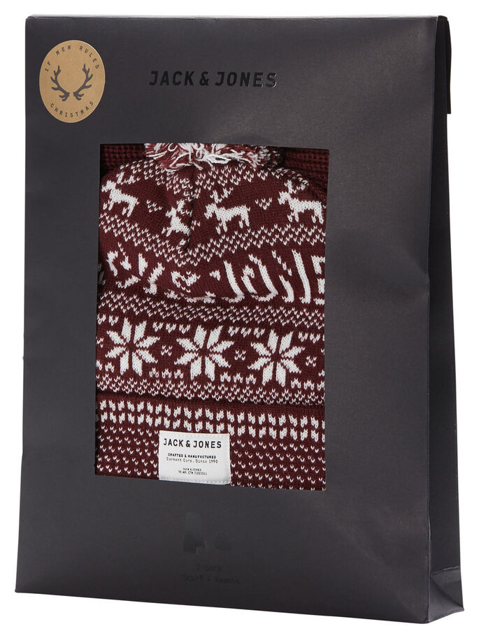KNITTED GIFT SET, Port Royale, large