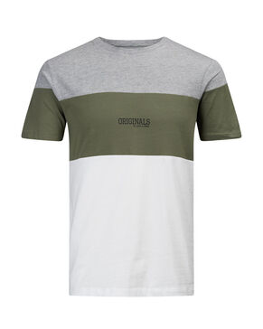 COLOURBLOCK T-SHIRT