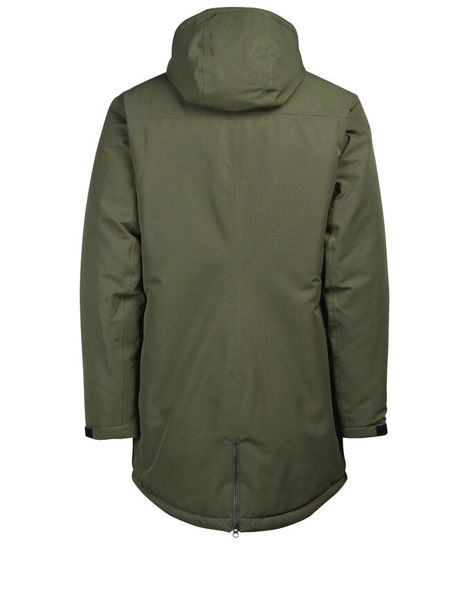 SPORT PARKA, Forest Night, large
