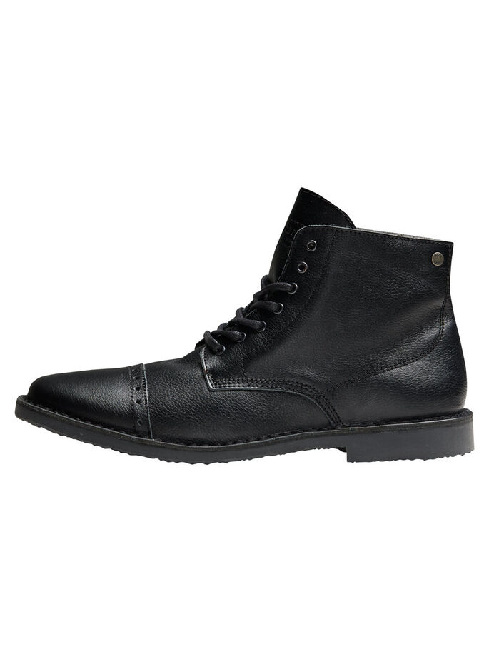 WINTER BOOTS, Black, large