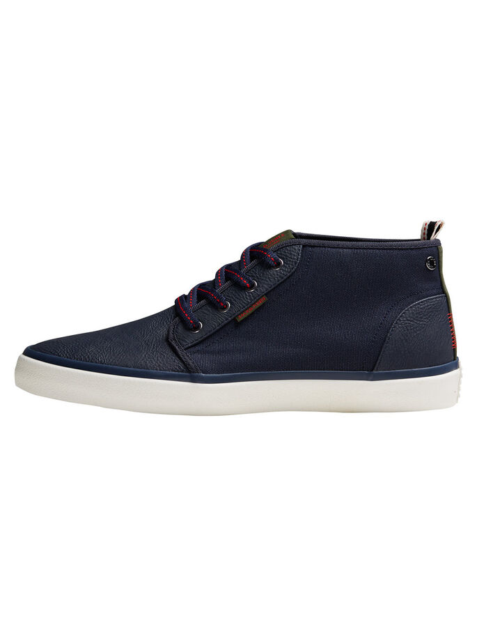 MID CUT SCHUHE, Navy Blazer, large