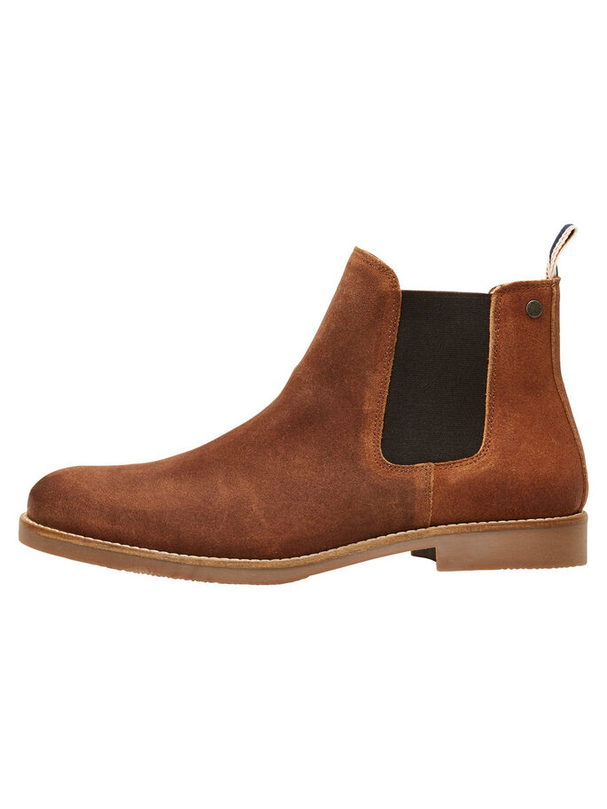 SUEDE BOOTS, Java, large