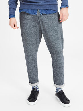 CASUAL PANTALONI IN FELPA