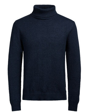 ROLL NECK PULLOVER