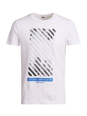 GRAPHIC PHOTO PRINT T-SHIRT