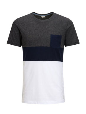 STRIPED SLIM FIT T-SHIRT
