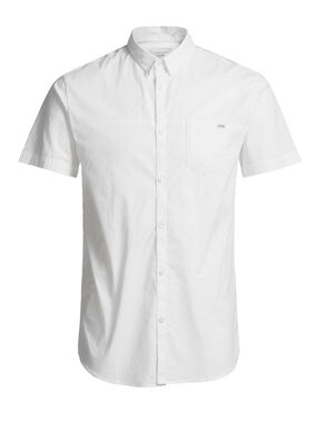 CLEAN-CUT SHORT SLEEVED SHIRT