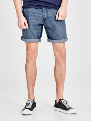 BOXY ORIGINAL AM 101 DENIM SHORTS