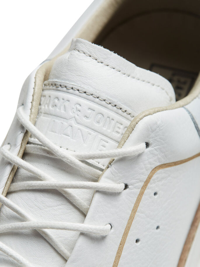 EXCLUSIVE SNEAKERS, Bright White, large