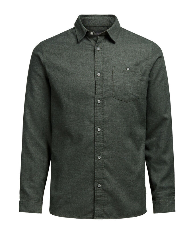 CLASSIC LONG SLEEVED SHIRT, Rosin, large