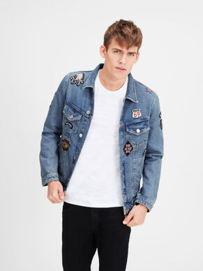 ALVIN JACKET JOS 298 DENIM JACKET