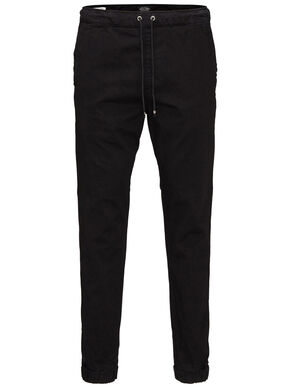 CASUAL DRAWSTRING TROUSERS