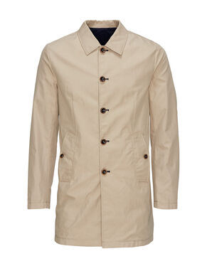 REVERSIBLE MAC COAT