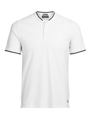 HENLEY POLO SHIRT