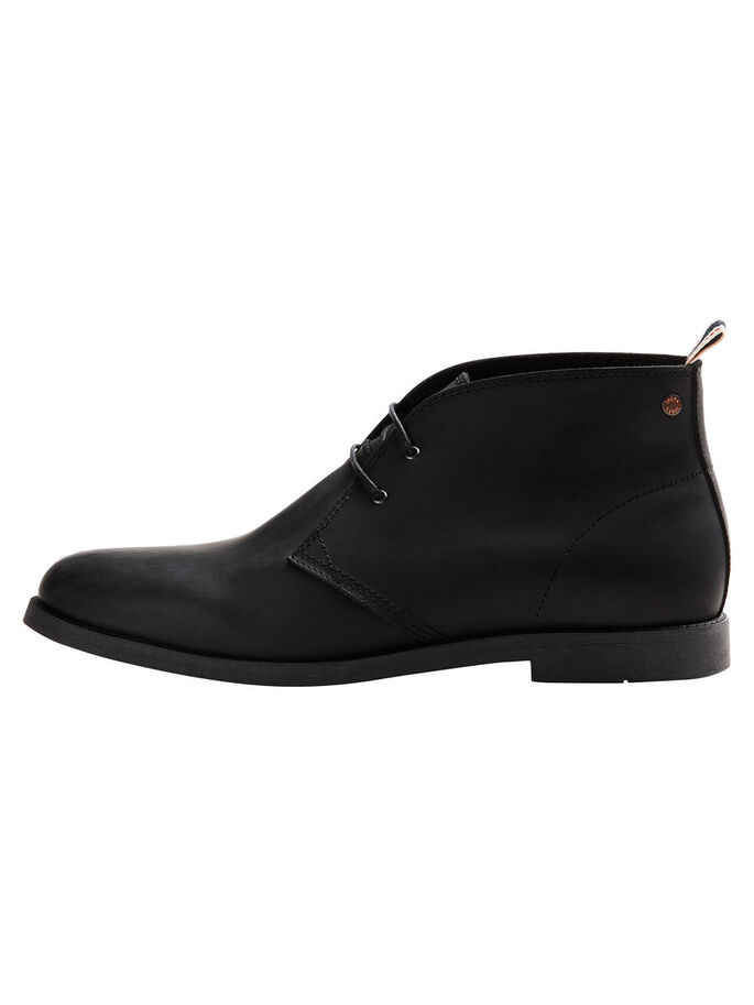 CHUKKA LAARZEN, Black, large
