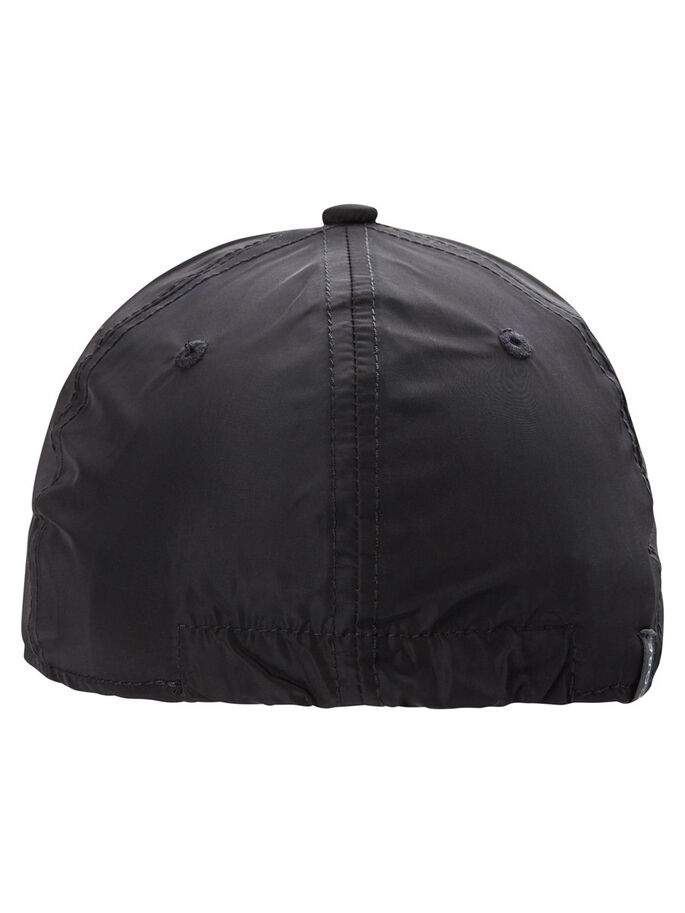 URBAN CAP, Black, large