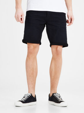 RICK DASH AKM 297 SHORTS IN DENIM