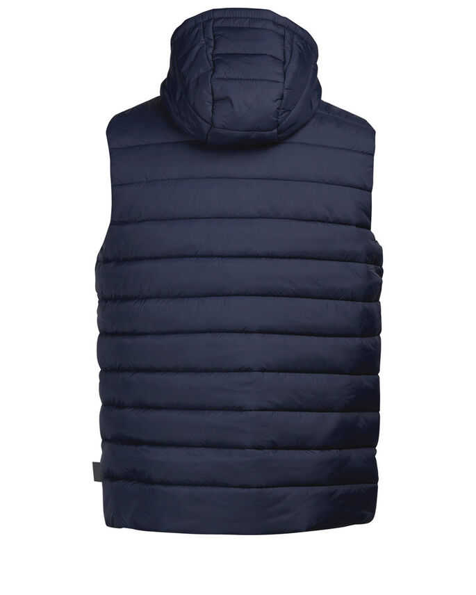 LIGHTWEIGHT BODYWARMER, Navy Blazer, large