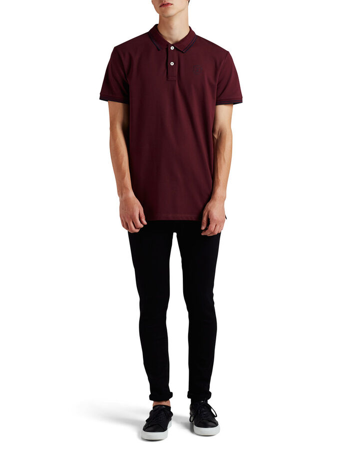 SPORTS INSPIRED POLO SHIRT, Port Royale, large