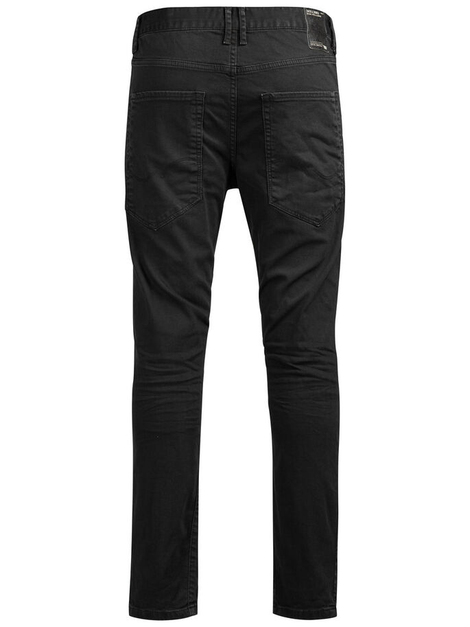 LUKE JOS 999 BROEK, Black, large