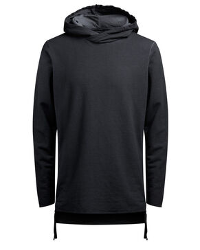 LONGER FIT HOODIE