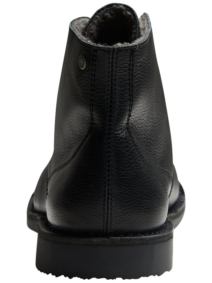 WINTER- STIEFEL, Black, large