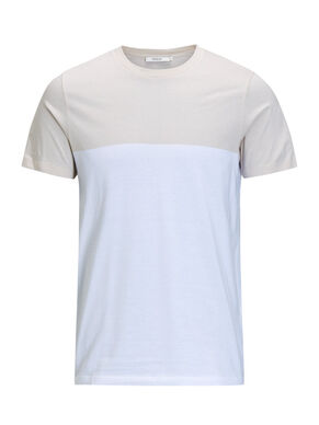 COLOUR BLOCKING T-SHIRT