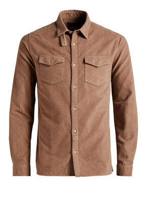 BRUSHED LONG SLEEVED SHIRT