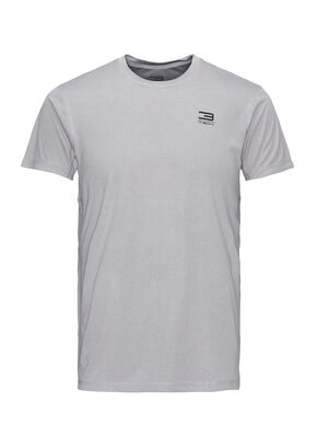 PLAIN TRAINING SPORTS T-SHIRT