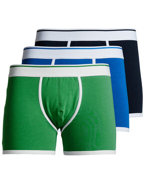 SPORTY 3-PACK BOXERSHORTS