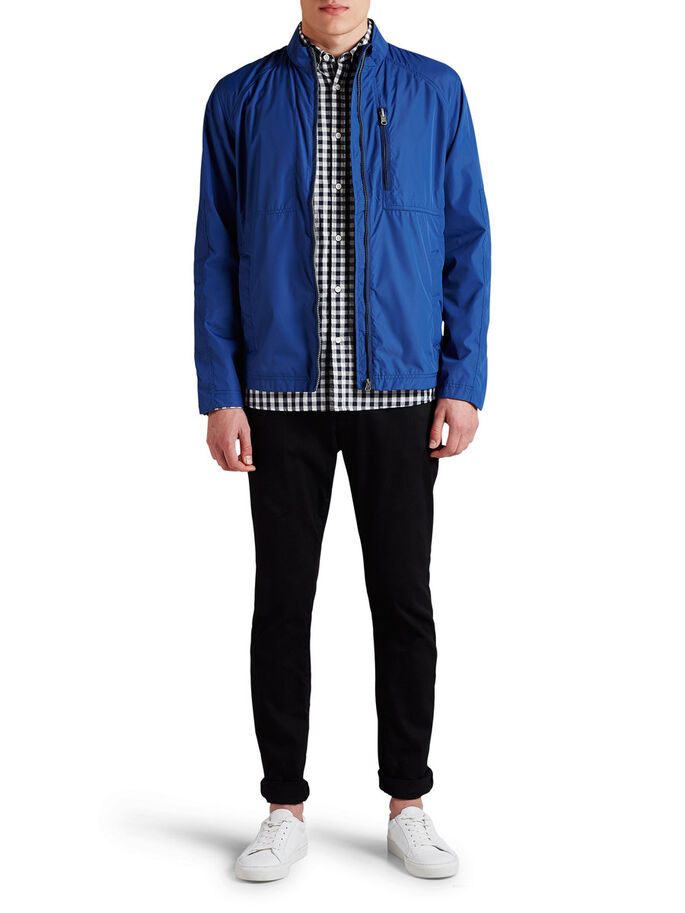 LIGHT JACKET, Monaco Blue, large