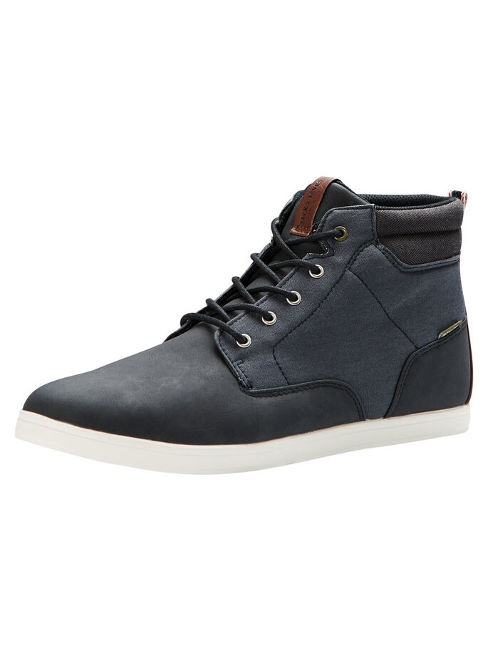 MID-CUT SNEAKER, Anthracite, large