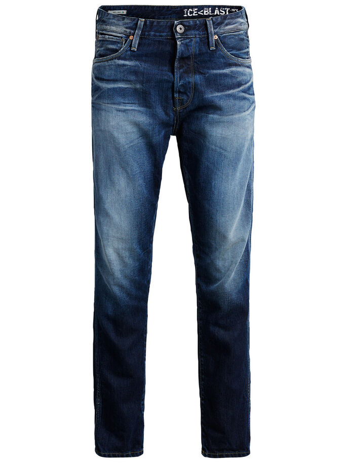 ERIK JJICON BL 622 ANTI-FIT-JEANS, Blue Denim, large