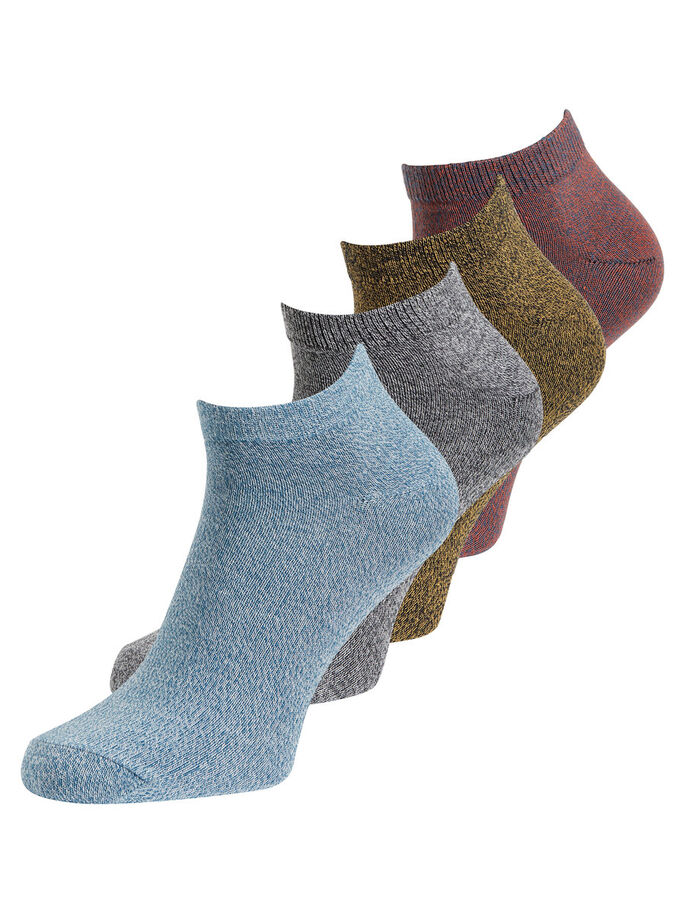 MELANGE SOCKS, Corsair, large
